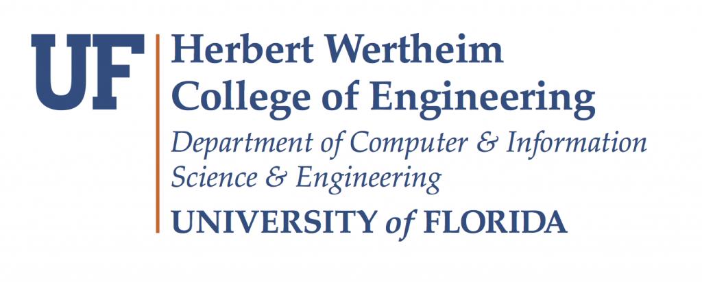 Department of Computer & Information Science & Engineering, University of Florida