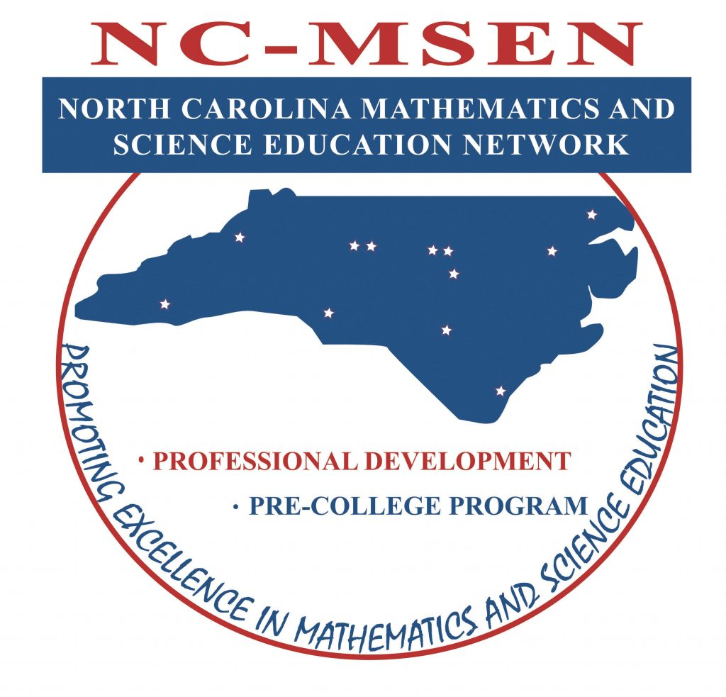 North Carolina Math/Science Education Network Pre-College Program