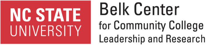 Belk Center for Community College Leadership and Research