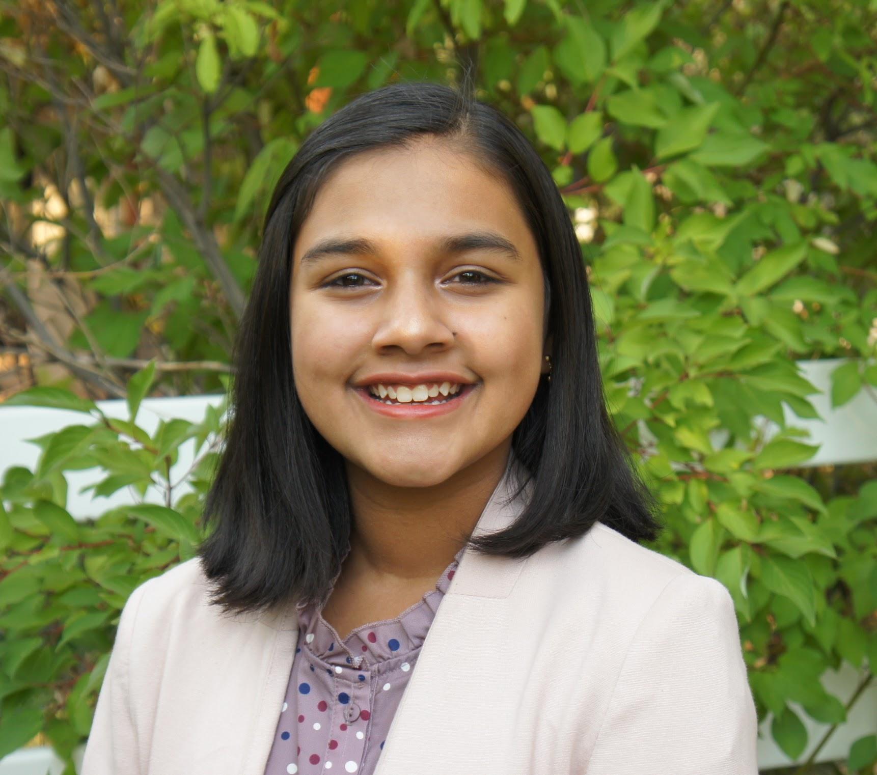 Headshot of Gitanjali Rao